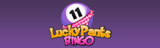 Logo for Lucky Pants Bingo